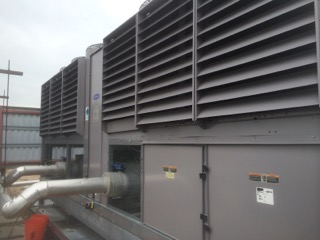 Air Cooled Chiller System